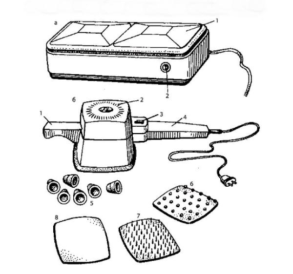 Массажные аппараты